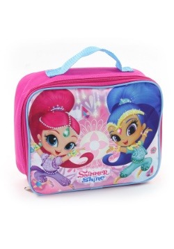 Shimmer and Shine Insulated Lunch Bag