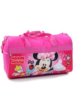 "Minnie Mouse Girls 18"" Duffel Bag"