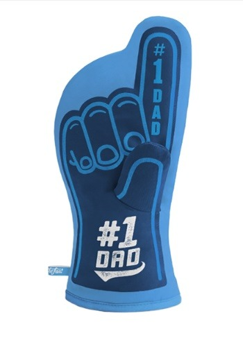 #1 Dad Oven Mitt 3-Piece Set