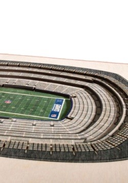 New York Giants 5 Layer StadiumViews 3D Wall Art3
