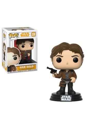 Pop! Star Wars: Solo - Han Solo Vinyl Figure