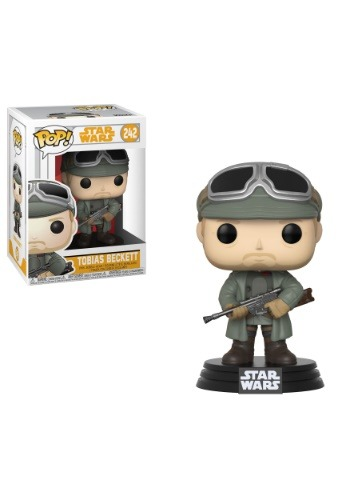 Pop! Star Wars: Solo - Tobias w/ Goggles Vinyl Figure