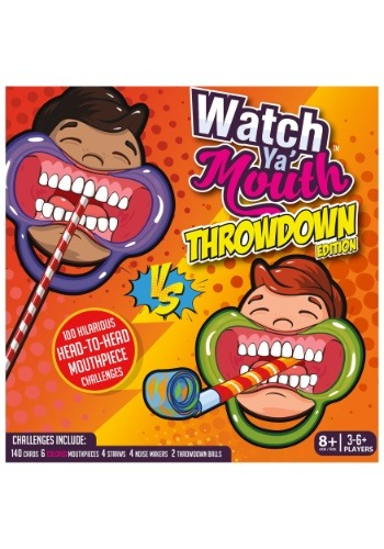 Watch Ya' Mouth Throwdown Edition Game