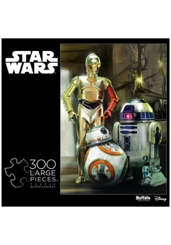 Star Wars Droids 300 Piece Jigsaw Puzzle