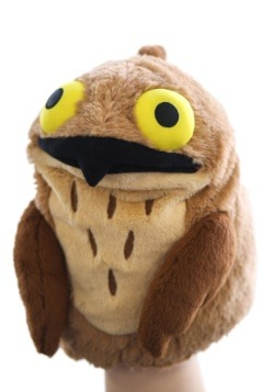Potoo Puppet