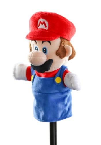 Nintendo Mario Puppet