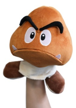Nintendo Goomba Puppet