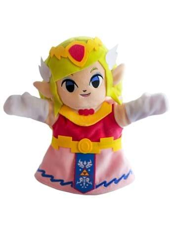 Nintendo Princess Zelda Puppet