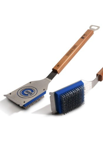 Chicago Cubs Grill Brush