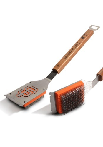 San Francisco Giants Grill Brush