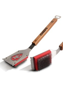 Kansas City Chiefs Grill Brush