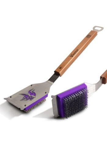 Minnesota Vikings Grill Brush