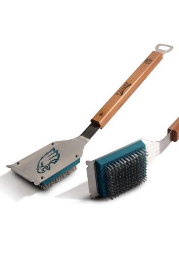 Philadelphia Eagles Grill Brush