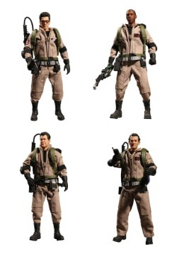 Ghostbusters One:12 Collective Deluxe Figure Box Set