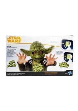 Star Wars Yoda Electronic Mask alt 2