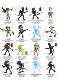 The Loyal Subjects Aliens Blindbox Wave 1