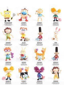 The Loyal Subjects Nickelodeon Figures Blindbox Wave 1