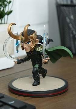 Ragnarok Thor Loki Q-Fig Diorama