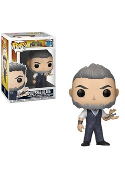 Pop! Marvel: Black Panther- Ulysses Klaue