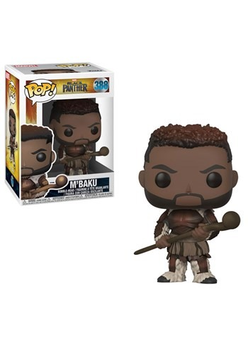 Pop! Marvel: M'Baku Black Panther-