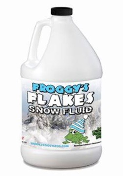 Froggy's Gallon Snow Juice Fluid