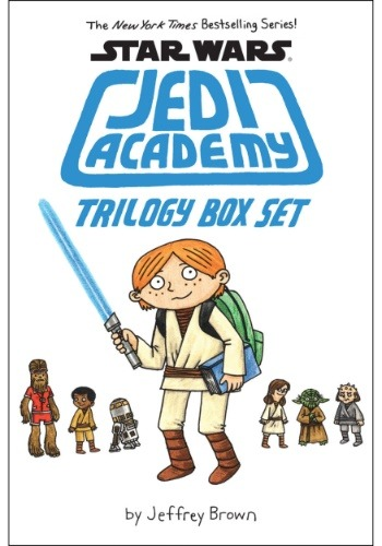 Star Wars: Jedi Academy: Box Set Collection