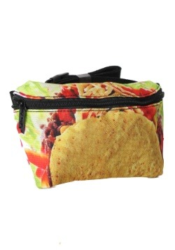 Taco Print Fydelity Fanny Pack Alt1