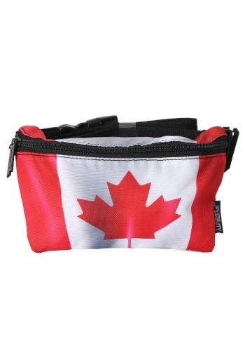 Canada Flag Fydelity Fanny Pack