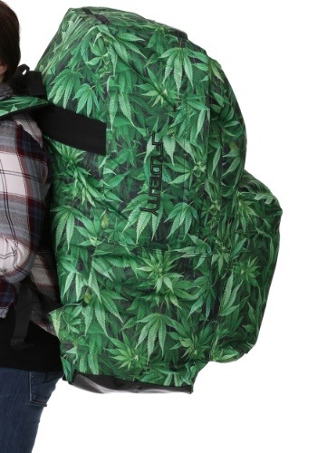Weed Print Fydelity Big A$$ Backpack