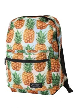 Pineapple Print Fydelity Backpack