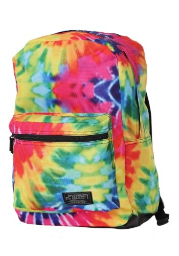 Tie Dye Print Fydelity Backpack