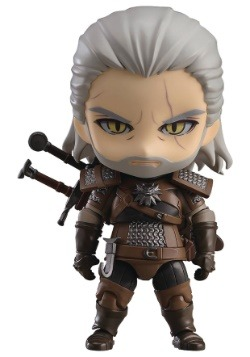 The Witcher 3 Wild Hunt Geralt Nendroid Figure