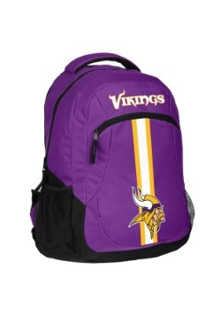 Minnesota Vikings Action Backpack