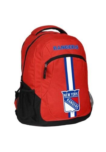 New York Rangers Action Backpack