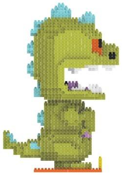 Rugrats Reptar BRXLZ 3D Puzzle1