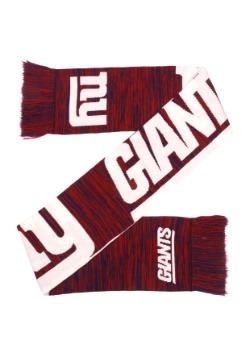 New York Giants Wordmark Big Logo Colorblend Scarf2