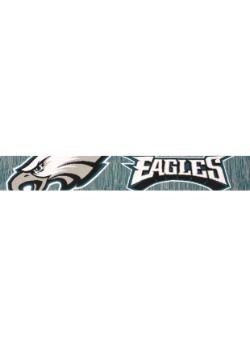 Philadelphia Eagles Wordmark Big Logo Colorblend Scarf Alt1