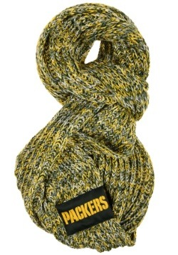Green Bay Packers Peak Infinity Scarf