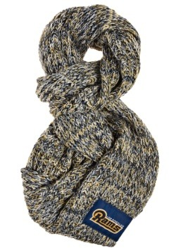 Los Angeles Rams Peak Infinity Scarf