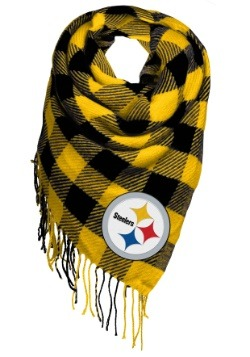 Pittsburgh Steelers Women's Oversized Scarf