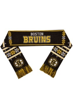 Boston Bruins Light Up Scarf