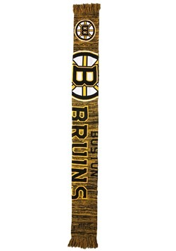 Boston Bruins Wordmark Big Logo Colorblend Scarf