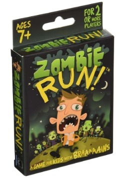 Zombie Run! Card Game