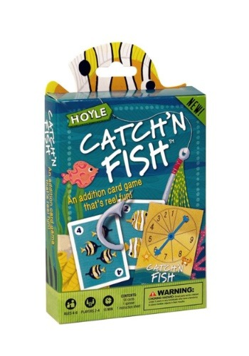 Catch'n Fish Childrens Card Game