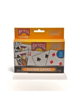 Euchre  Bicycle Card Games 2-Pack
