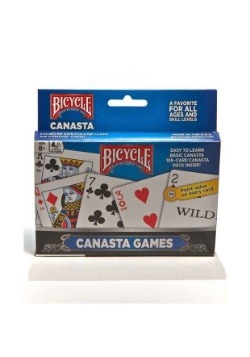 2-Pack Bicycle Canasta Card Games