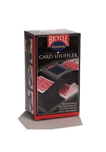 Bicycle Card Shuffler