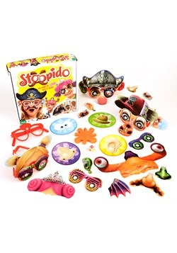 Stoopido- Party Game of Silly Faces