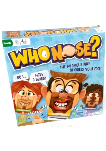 Who Nose? Party Game