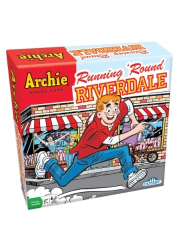 Running 'Round Riverdale Archie Board Game
